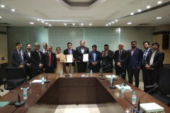 DICCI signed an MoU with Oriental Bank of Commerce at the banks Corporate Office in Gurugram