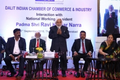 Interaction with National Working President Padma Shri Ravi Kumar Narra3