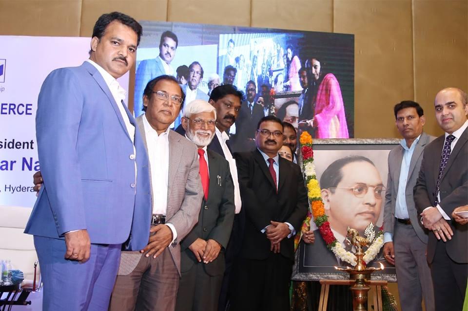 Interaction with National Working President Padma Shri Ravi Kumar Narra